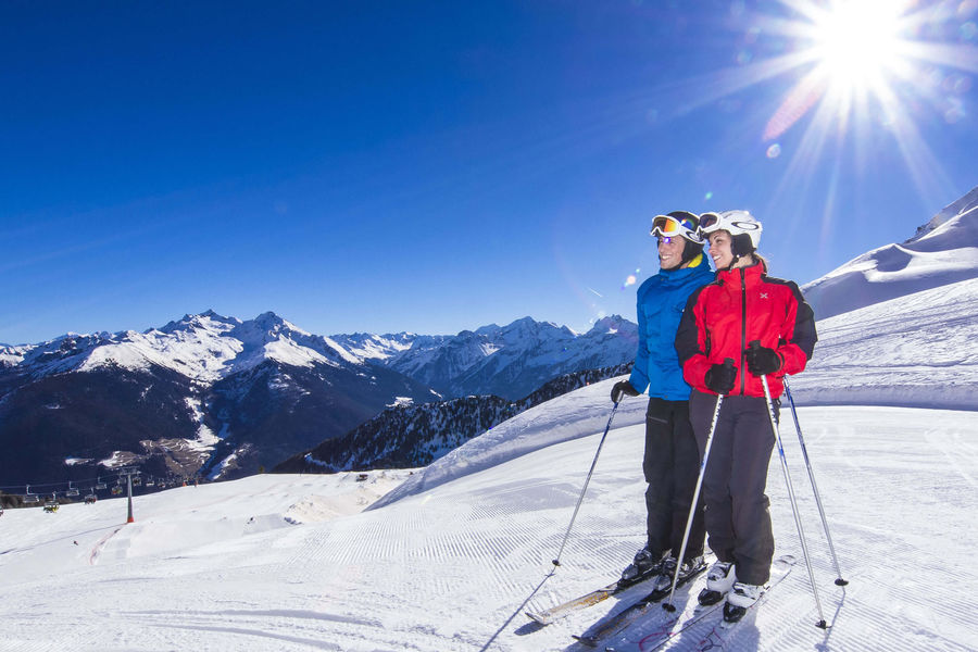 Active holidays South Tyrol winter
